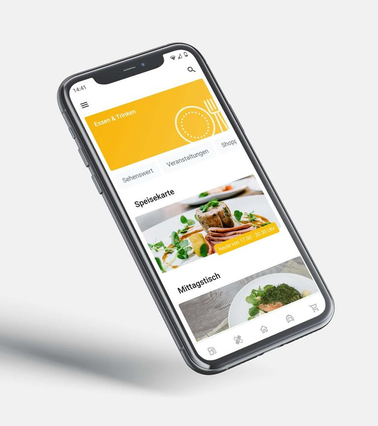 Neues: PWA WebApp Hotel-Restaurant Zur Post